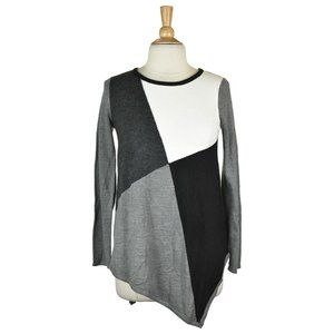 New York & Company Pullovers XS Grey